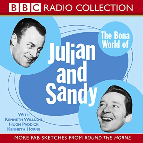 Julian and Sandy audiobook cover art