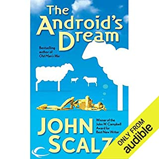 The Android's Dream                   Auteur(s):                                                                                                                                 John Scalzi                               Narrateur(s):                                                                                                                                 Wil Wheaton                      Durée: 10 h et 34 min     118 évaluations     Au global 4,5