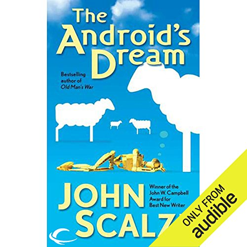 The Android's Dream                   Auteur(s):                                                                                                                                 John Scalzi                               Narrateur(s):                                                                                                                                 Wil Wheaton                      Durée: 10 h et 34 min     132 évaluations     Au global 4,5