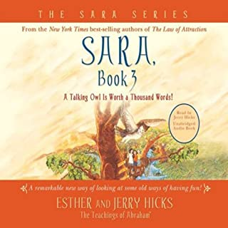Sara, Book 3 cover art