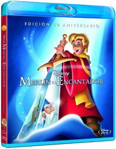 Merlín El Encantador [Blu-ray]