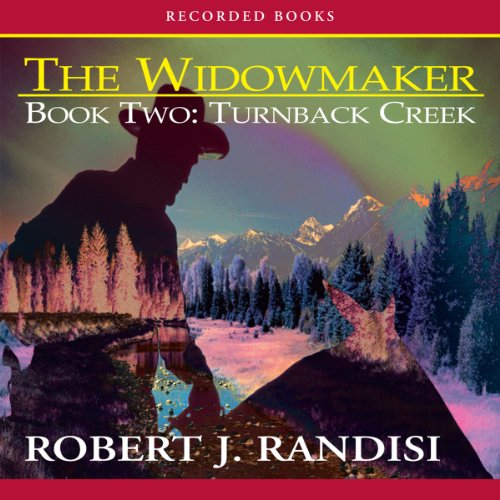 Turnback Creek     The Widowmaker, Book 2              By:                                                                                                                                 Robert Randisi                               Narrated by:                                                                                                                                 Richard Ferrone                      Length: 6 hrs and 8 mins     3 ratings     Overall 3.7