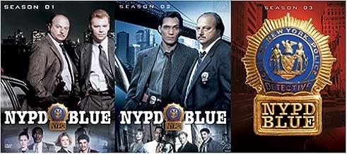 NYPD Blue Seasons 1-3