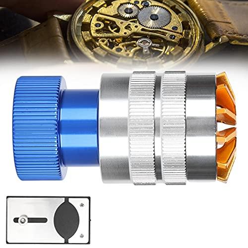 Reloj removedor de gafas, reloj Crystal Lift conveniente mano de obra exquisita para abridor de cajas de reloj para trabajadores