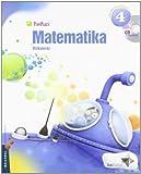 Matematika Lmh 4, bizkaieraz (Pixepolis) - 9788483946060