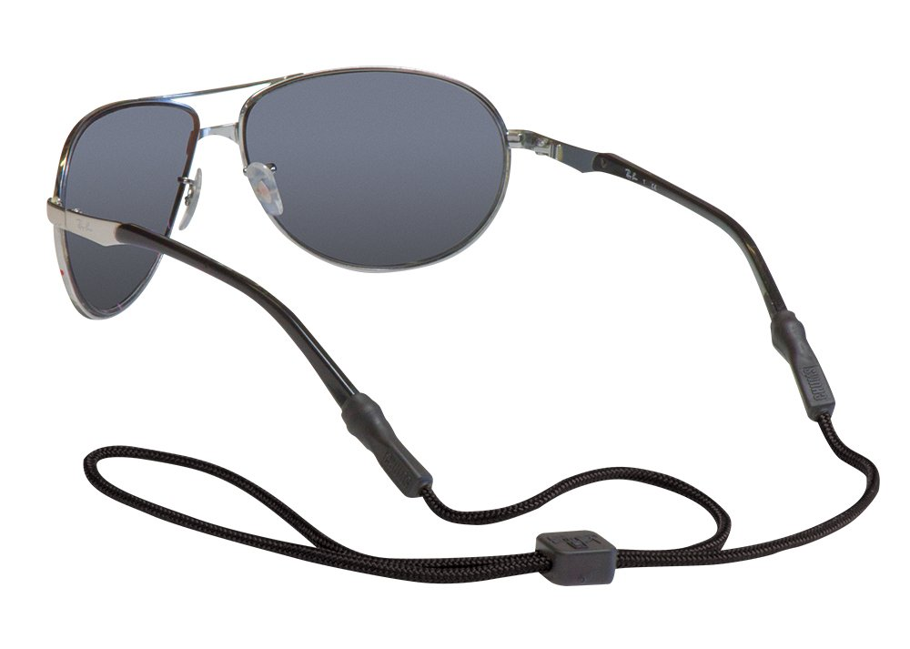 Chums Universal Eyewear Retainer Black
