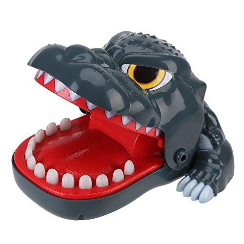 Dinosaurus Truc Speelgoed,13 Stuks Dinosaurus Mond Bbijten Beet Vinger Gaming Spel, Grappige Interactieve Partij/familie/Vrienden/Kinderen Speelgoed