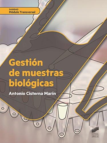 Gestión de muestras biológicas (Sanidad nº 51)