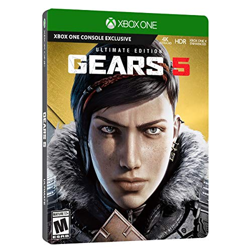 Gears 5 Ultimate Edition, Microsoft, Xbox One, 889842518832