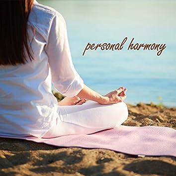Personal Harmony