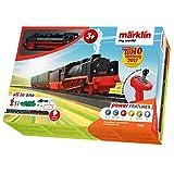 Märklin 29308 – My World Landwirtschaft – Modelleisenbahn Starter Set, für Kinder ab 3 Jahren, mit Sound- und Lichteffekten, batteriebetrieben, Spur H0