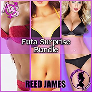 Futa Surprise Bundle                   By:                                                                                                                                 Reed James                               Narrated by:                                                                                                                                 Concha di Pastoro                      Length: 1 hr and 37 mins     9 ratings     Overall 4.9
