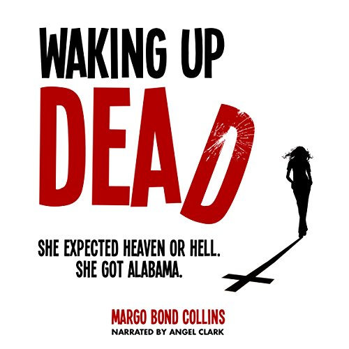 Waking Up Dead audiobook cover art