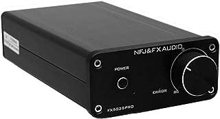 FX-Audio FX502SPRO TPA3250 Class D Digital Audio Power Amplifier (Black US)