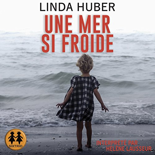 Une mer si froide audiobook cover art