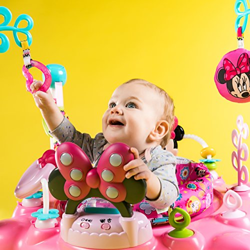 MINNIE MOUSE PeekABoo Activity Jumper