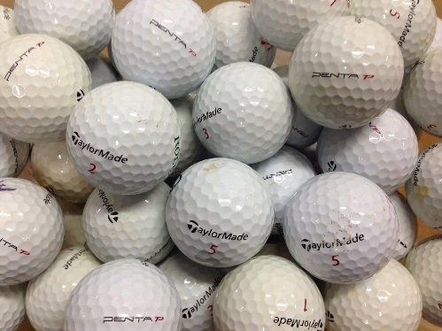 Bolas Golf Taylormade Tp5 Marca Desconocido