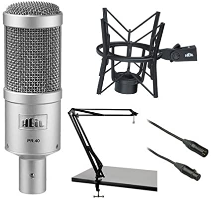 Heil Sound PR-40 Bundle