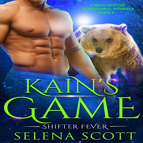 Couverture de Kain's Game: A Bear Shifter Paranormal Romance