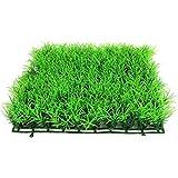 KHHGTYFYTFTY Turf simulada Agua de la Hierba Acuario plástico Césped Artificial Grass Ornamento Pecera Decoración