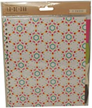 La De Dah Assorted Pretty Creative Craft Journal Diary Ringbinder Dividers x 4