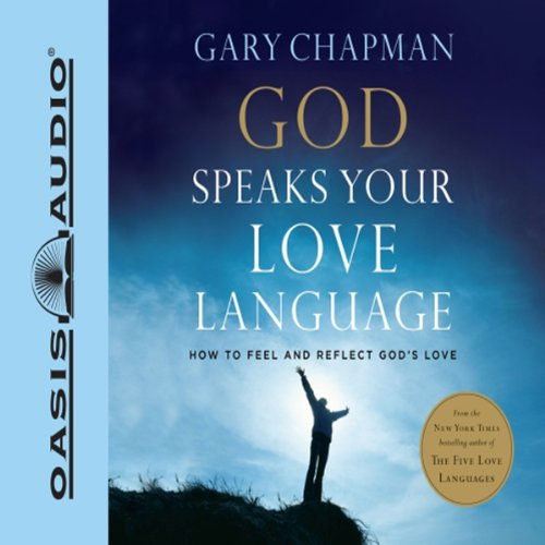 God Speaks Your Love Language audiobook cover art