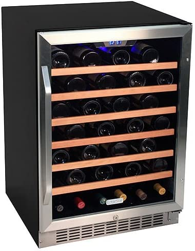 EdgeStar Brand new 53 Bottle discount Built-In Wine Cooler