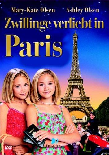 Zwillinge verliebt in Paris
