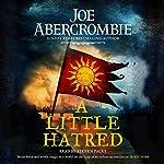 A Little Hatred cover art