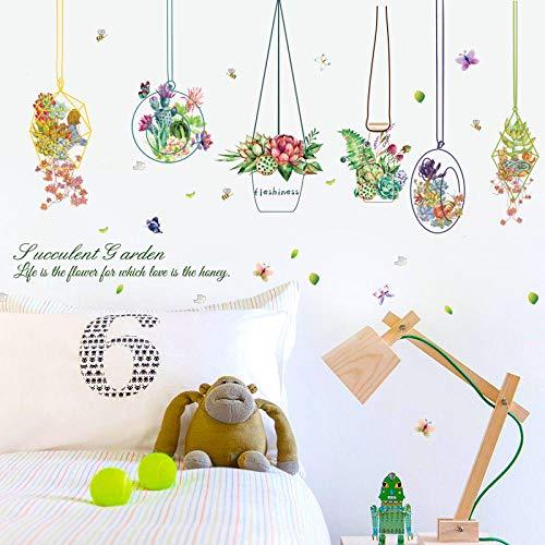 Pegatinas de pared tridimensionales 3d pegatinas de personalidad creativa papel tapiz de pared autoadhesivo-a la deriva bottle_Big