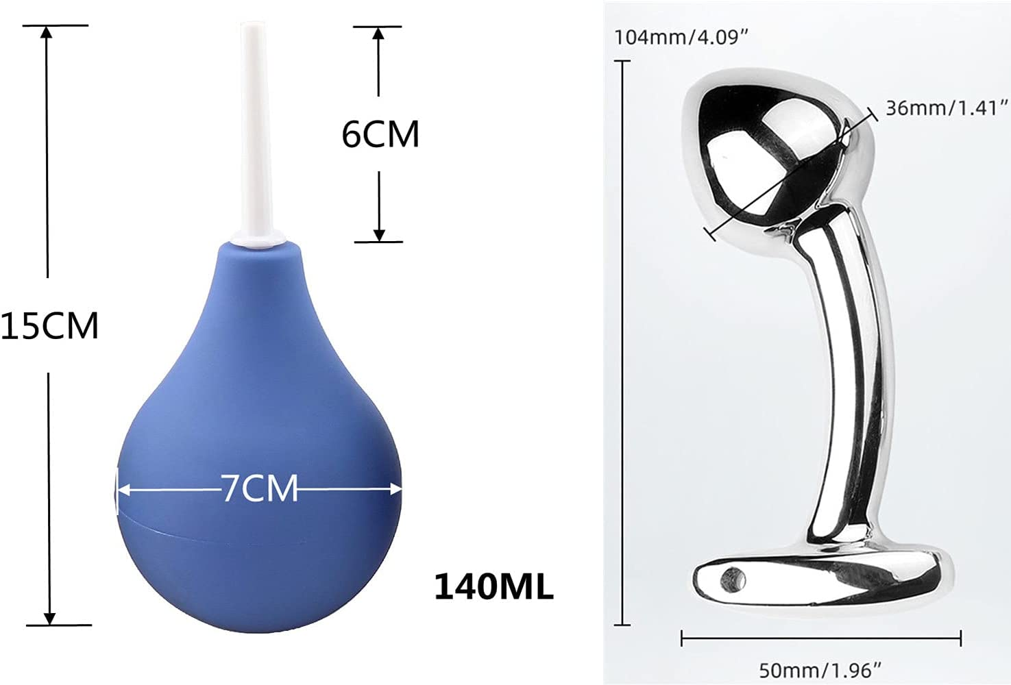 Butt Now free shipping Anal Plug Trainer Genuine Set Men for Toys masturbetion Douche