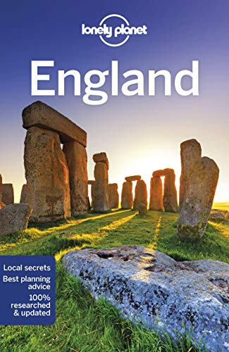Lonely Planet England [Lingua Inglese]