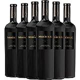 El Miracle Nº 1 Vino Tinto D.O. Valencia Bobal Cabernet Sauvignon 6 Botellas - 750 ml