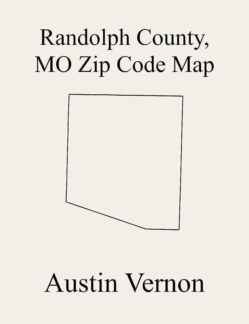 ランドリー正確さ手がかりRandolph County, Missouri Zip Code Map: Includes Silver Creek, Clifton, Salt Springs, Cairo, Chariton, Jackson, Moniteau, North Sugar Creek, Prairie, Salt ... Sugar Creek, and Union (English Edition)