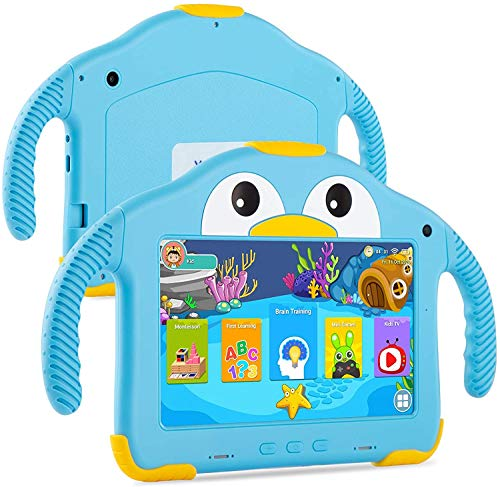 Tablet for Kids, UCMDA 7 Inch Kids Tablet Android 10.0, 32GB ROM, Upgraded...