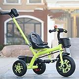 GWCD-STC Triciclos Bicicleta de Triciclo para niños 1-3-6 años...