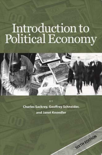 Introduction to Political Economy, 6th edition