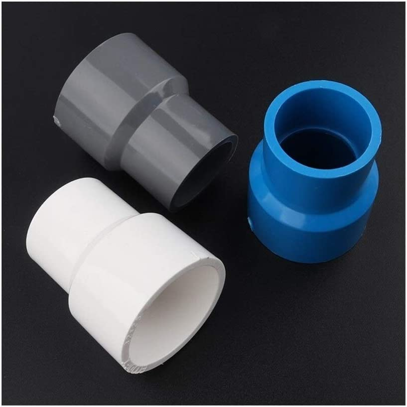 2pcs lot 40 50mm To 20~40mm Ranking TOP12 Straight Reducing Free shipping New PVC Joints Agricul