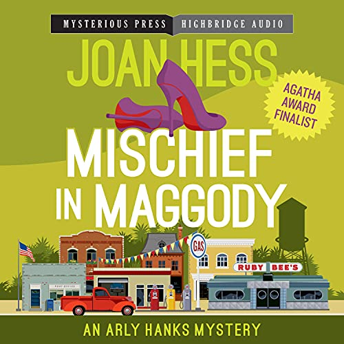 Mischief in Maggody cover art