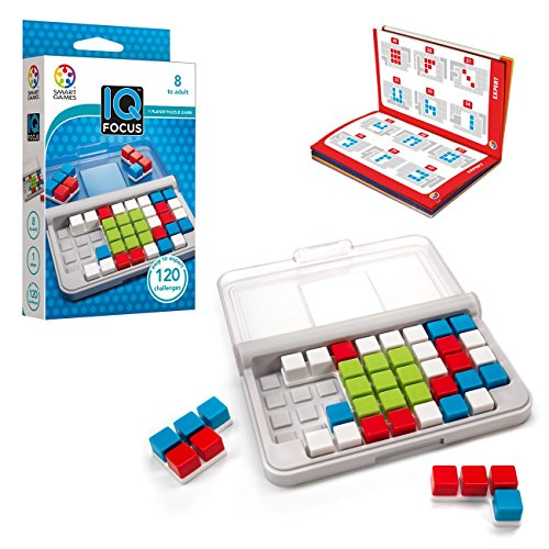 Smart Games-SG422 IQ Focus (SG422)