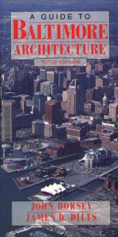 baltimore maryland travel books Guide to Baltimore Architecture
