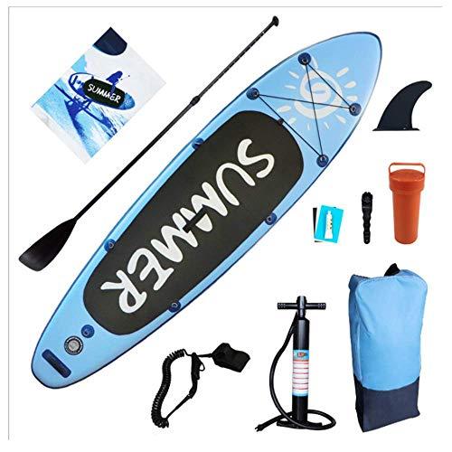 Adulto Stand Up Paddle Consiglio Principiante Tabla Surf Hinchable PVC Doble Deportes Acuaacute; Ticos Instalable Kayak Asiento AQUILA1125
