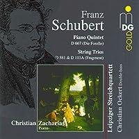 Trout Quintet / String Trio D581 / String Fragment