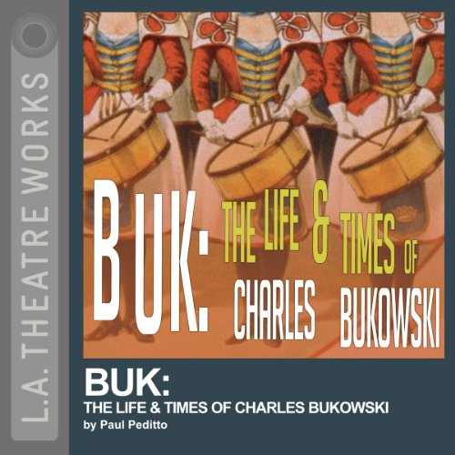 Buk audiobook cover art