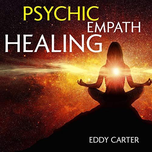 『Psychic Empath Healing』のカバーアート