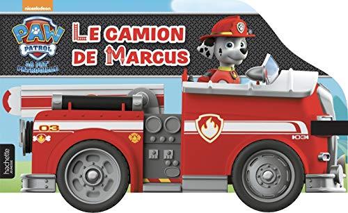 La Pat'Patrouille Le camion de Marcus