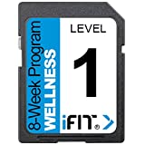 iFIT Exercise Workout SD Card - 8-Week 'Wellness' Program Level 1