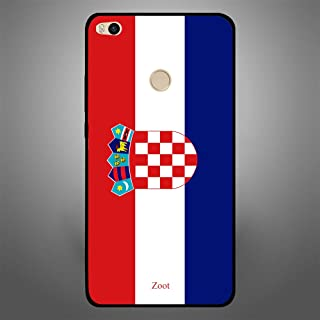 Xiaomi MI MAX 2 Croatia Flag, Zoot Designer Phone Covers