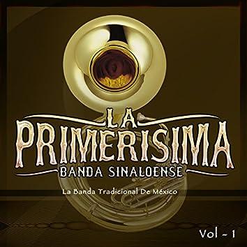 La Primerisima Banda Sinaloense Vol.1