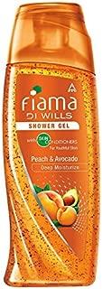 Fiama Di Wills Peach and Avocado Deep Moisture Shower Gel -250 ml (Pack of 2)